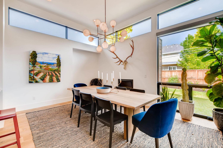 award winning residential architect modern kitchen