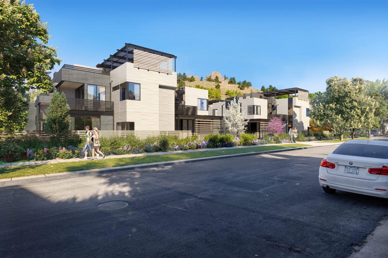 Colorado award winning architect single family home design