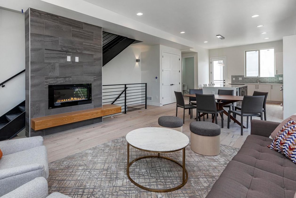 award winning architecture firm colorado architect apartment building family room