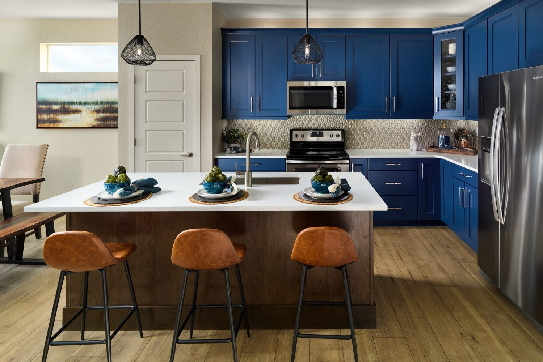 award winning denver architect custom kitchen