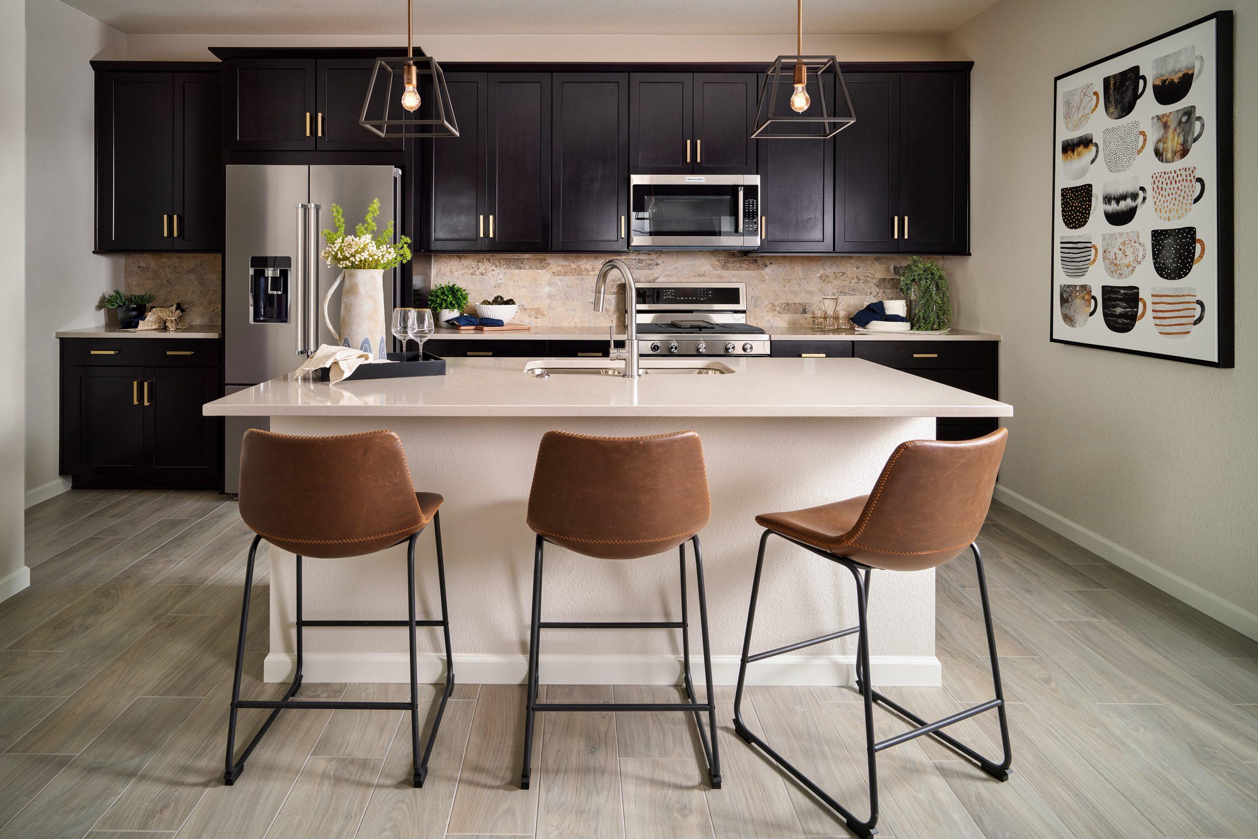 Single family colorado architect award winning kitchen design