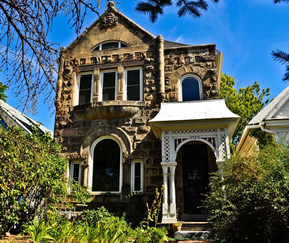 1800's house from Denver Urbanism website