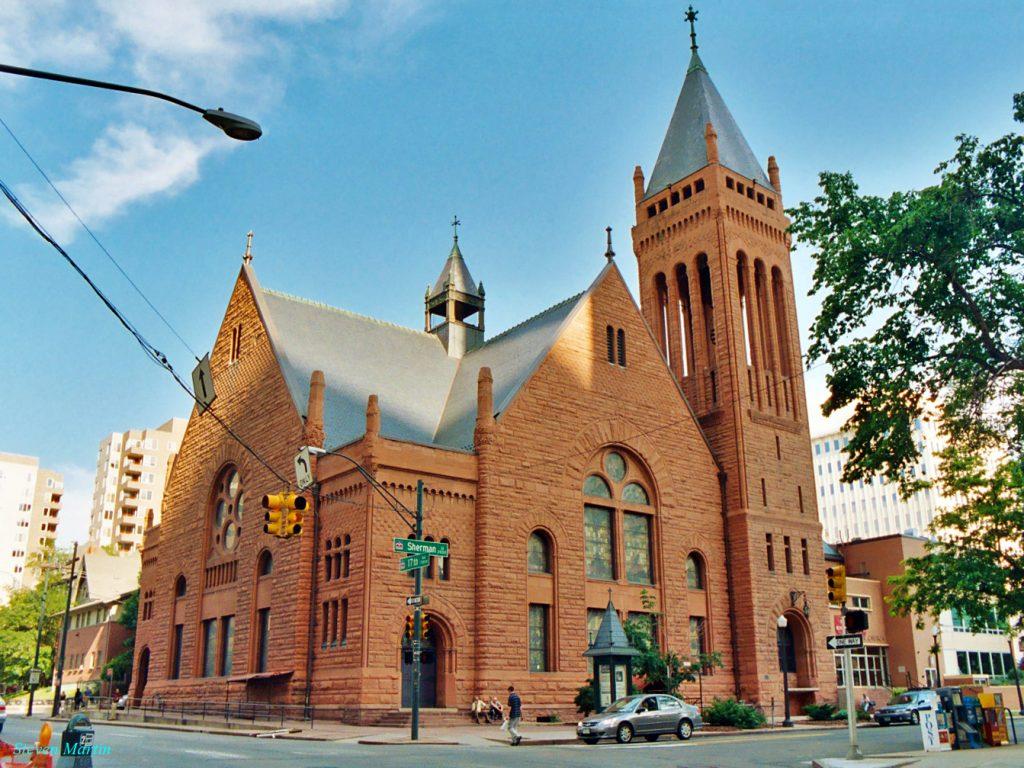 Central Presbyterian Church from Flickr (Steven Martin)