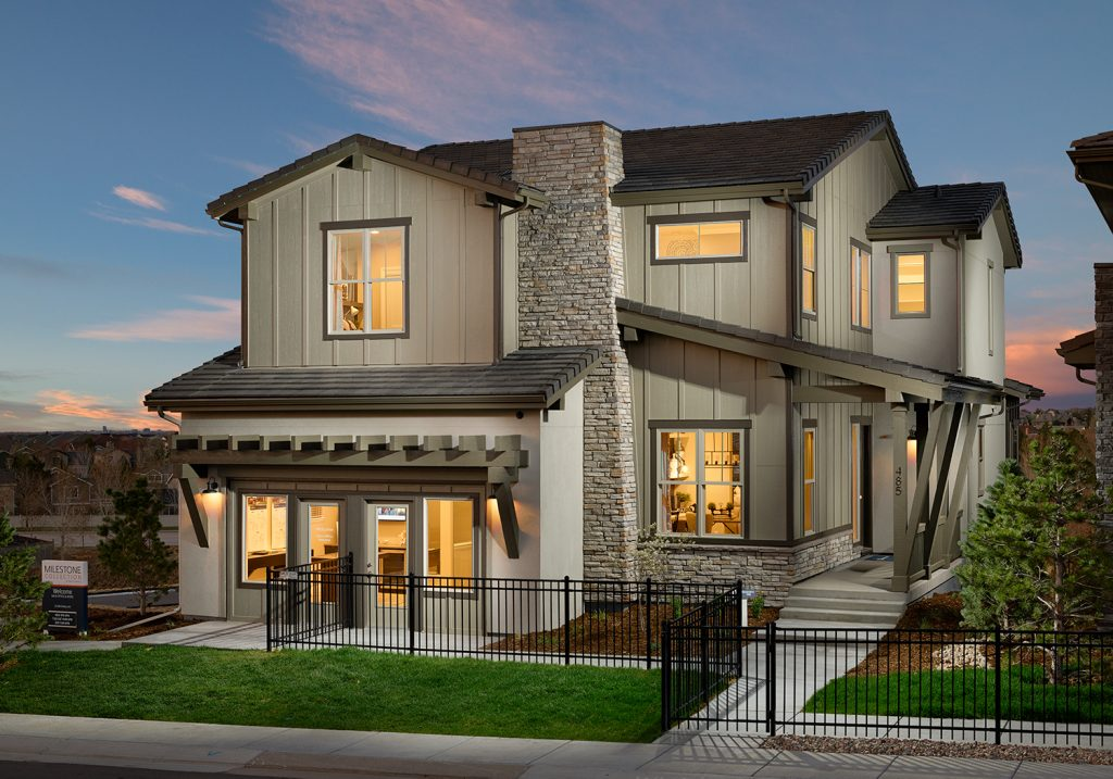 award winning residential architecture firm single family home two story