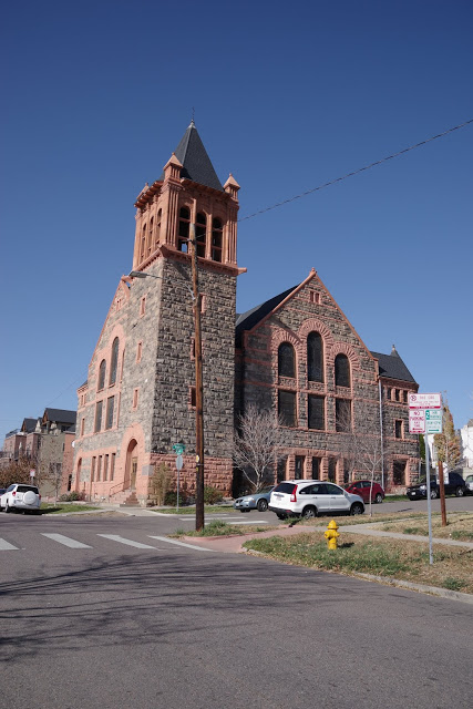 Asbury Methodist Church from Churches of the West Blog