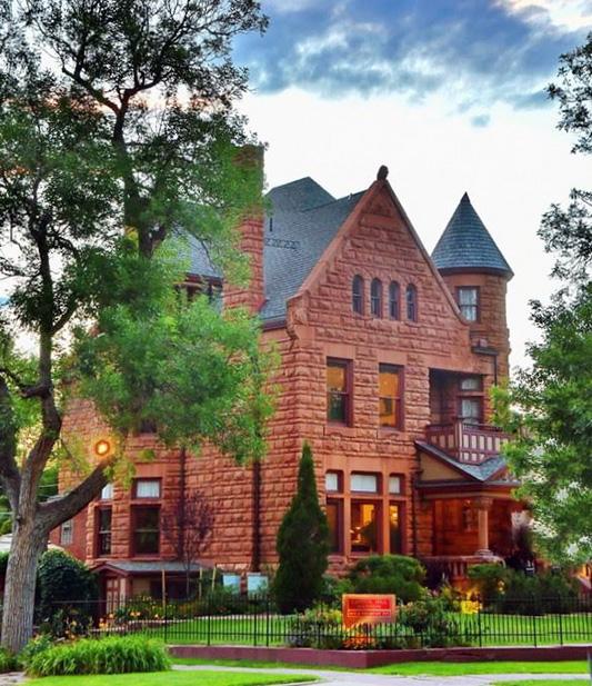 Capitol Hill Mansion from Capitol Hill Mansion Website
