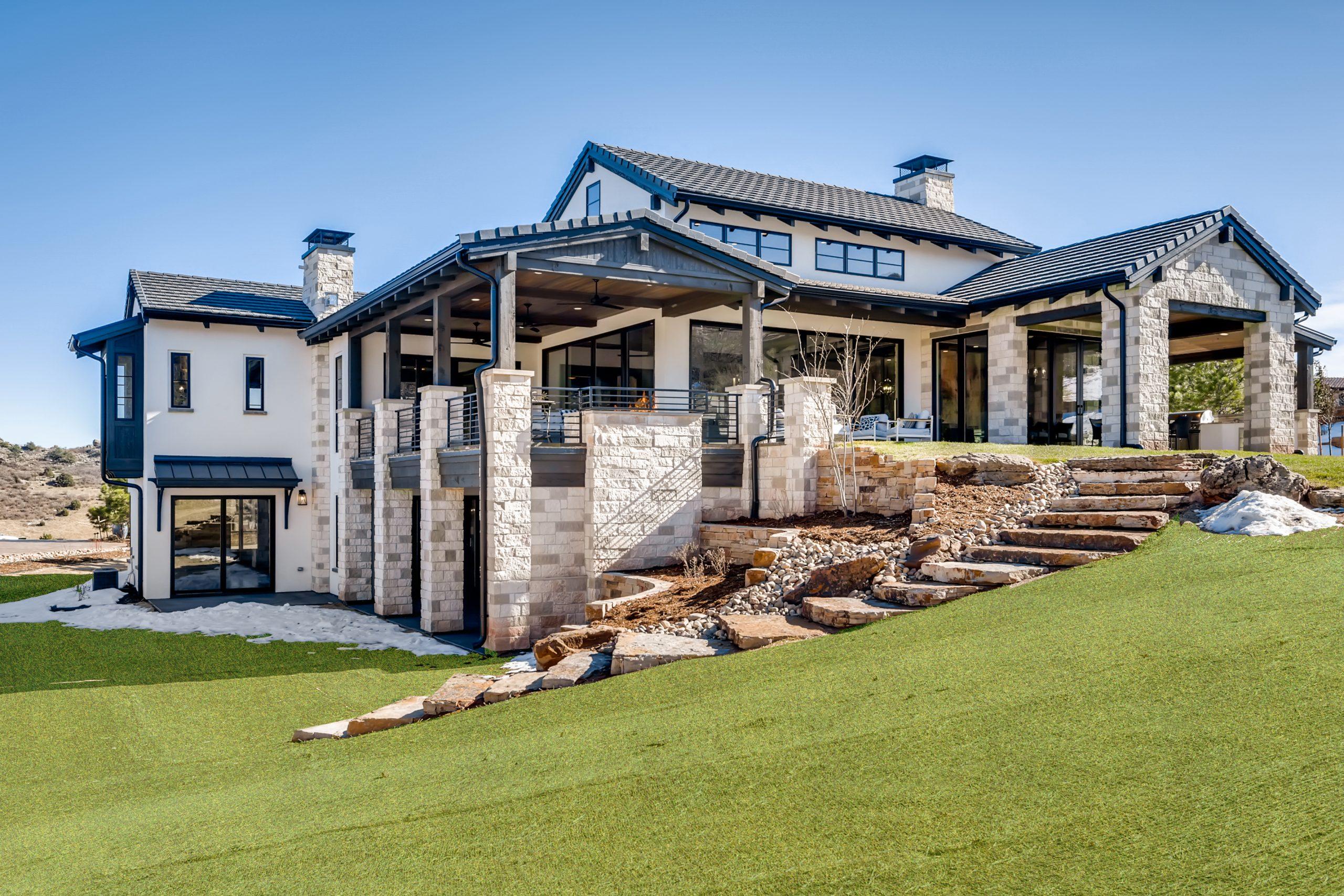 Award Winning Denver residential architect custom home